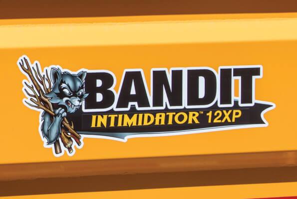 Štěpkovač Bandit INTIMIDATOR™ 12XP samohybný