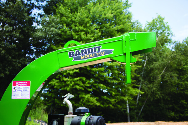 Štěpkovač Bandit 75XP samohybný